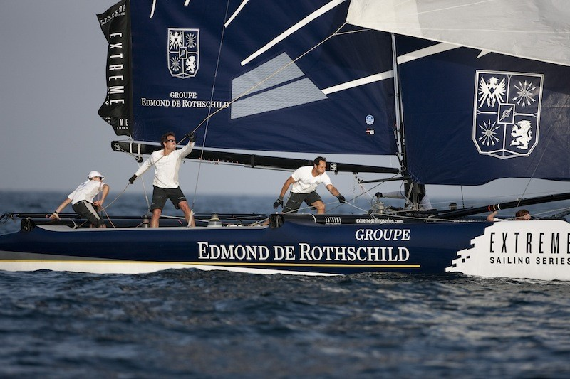 Extreme Sailing Series 2012: Best Ever Start for An Extreme