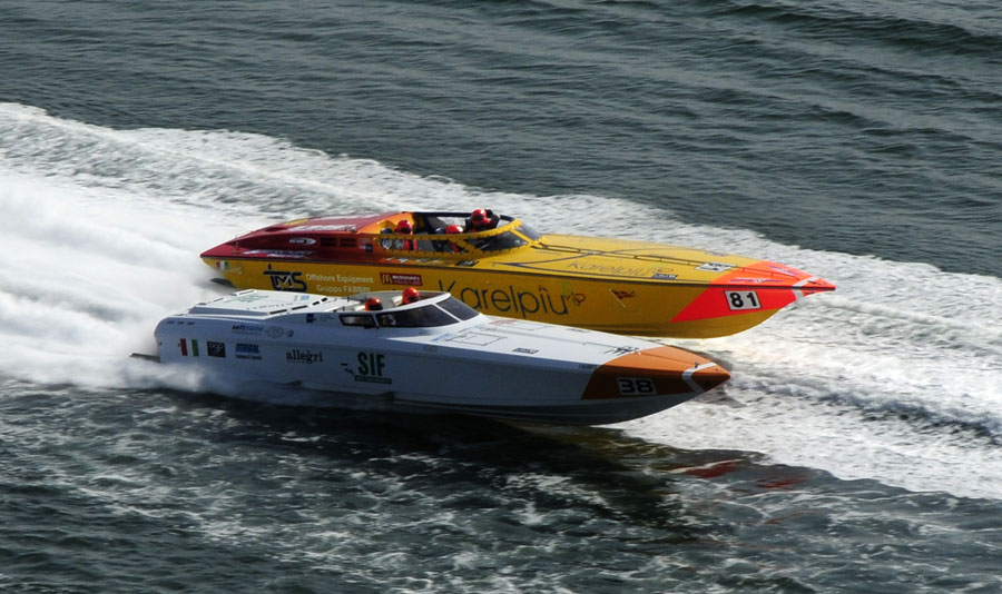 Asia-Pacific offshore powerboat race series announced