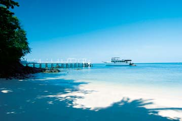 Cape Panwa Hotel Jetty - home of the 2012 Phuket Raceweek.