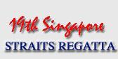 Singapore Straits Regatta 2013