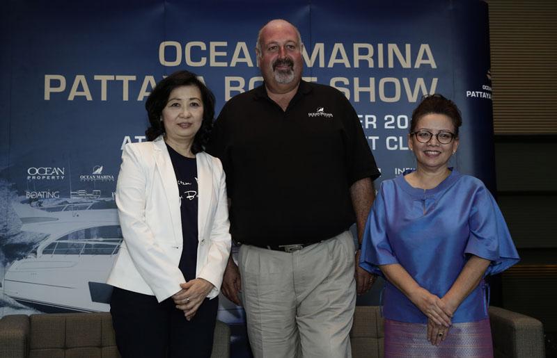 Ocean Marina Pattaya Boat Show 2014
