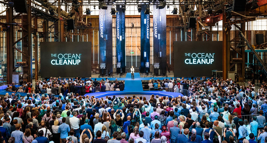 The Ocean Cleanup announces Pacific cleanup to start in 2018