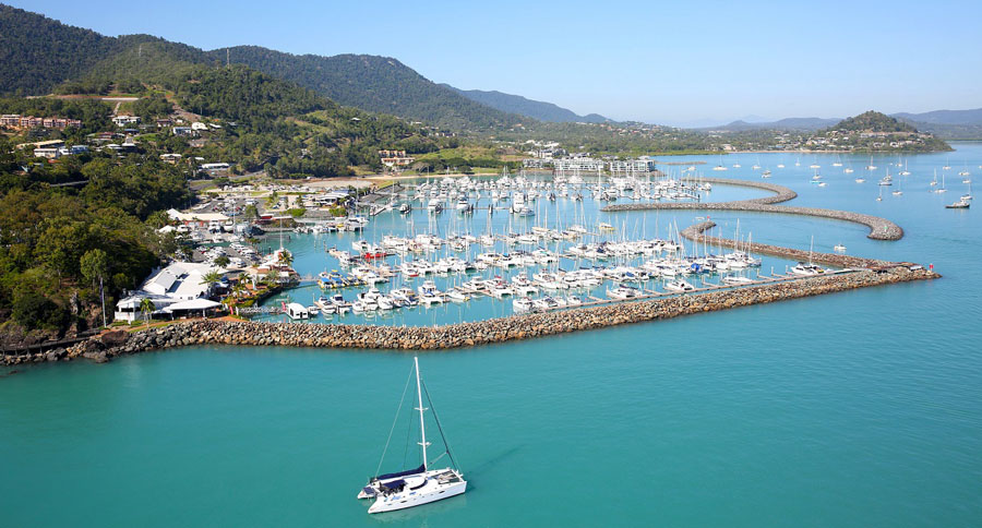 Abell Point Marina is ready to host the 2017 Airlie Beach Race Week