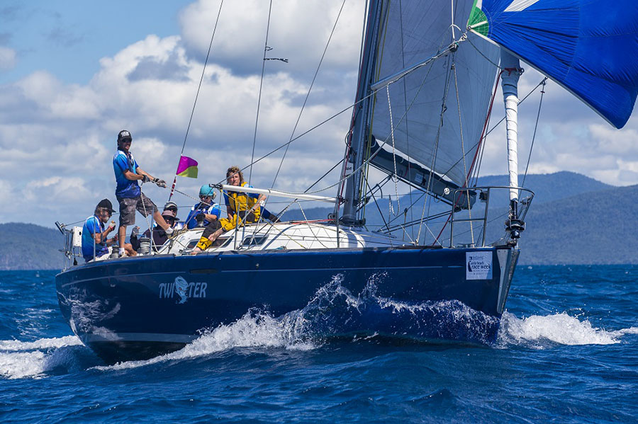 Twister at Airlie Beach Race Week
