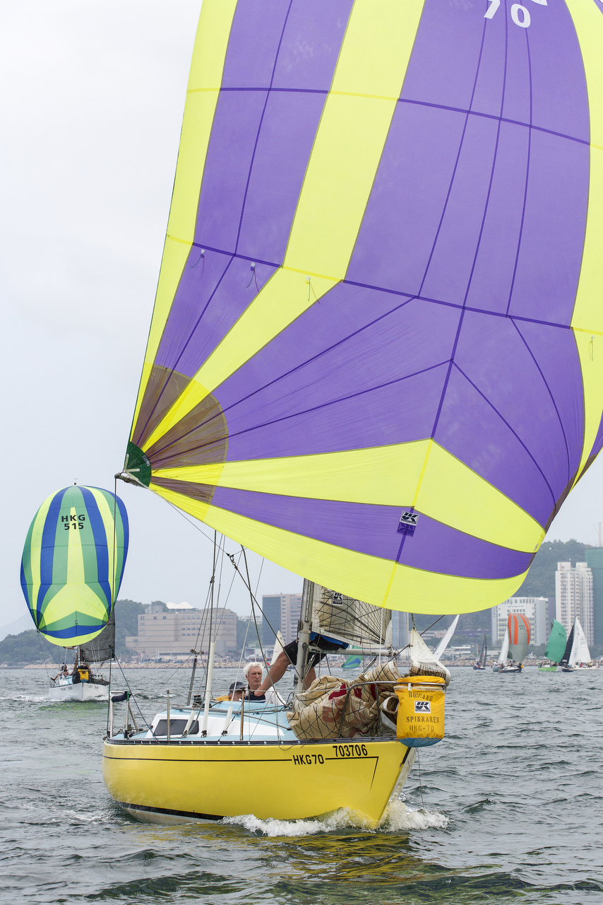 Hong Kong's 2017 Spring Regatta expects to to attract 100+ keelboats.
