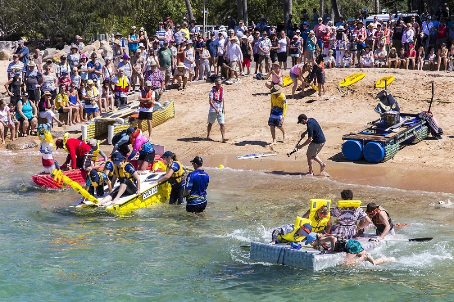 Lay Day activities at the SeaLink Magnetic Island Race Week
