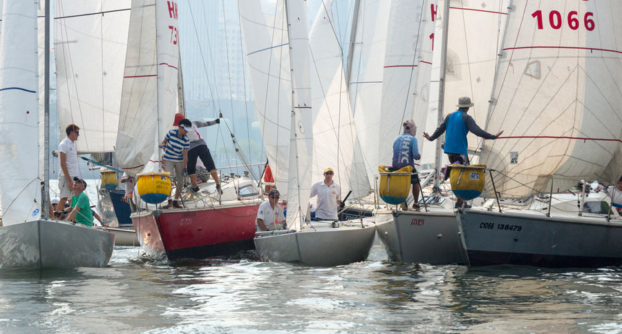 Autumn Regatta 2017 - Royal Hong Kong Yacht Club