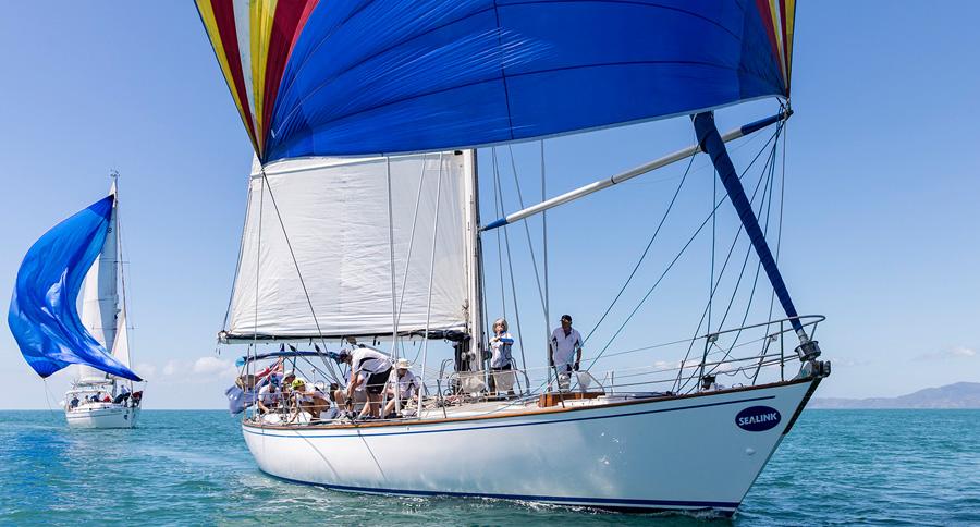 Oasis - SeaLink Magnetic Island Race Week 2017