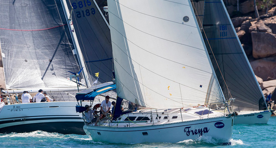 Freya - SeaLink Magnetic Island Race Week 2017.