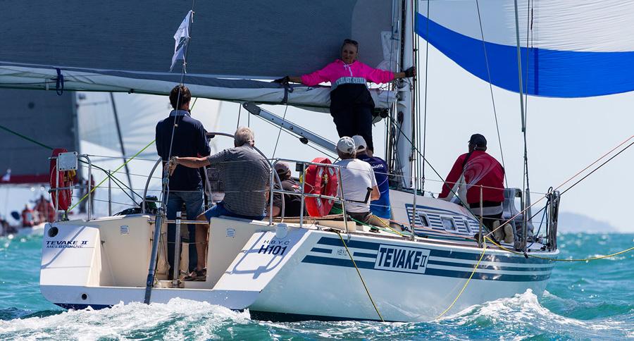 Tevake II - SeaLink Magnetic Island Race Week 2017