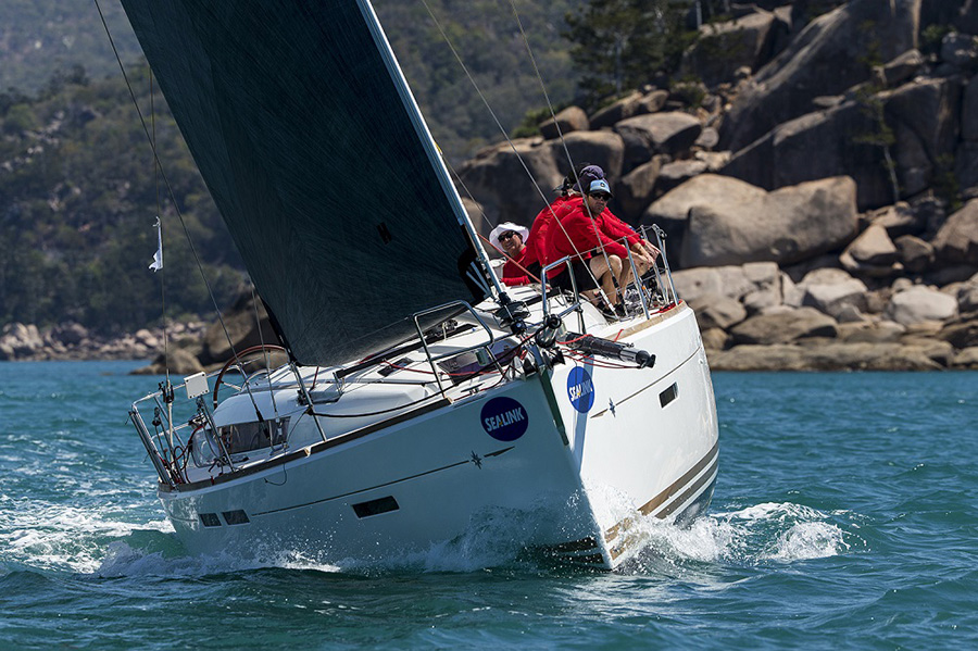 Brava in the groove - SeaLink Magnetic Island Race Week 2017