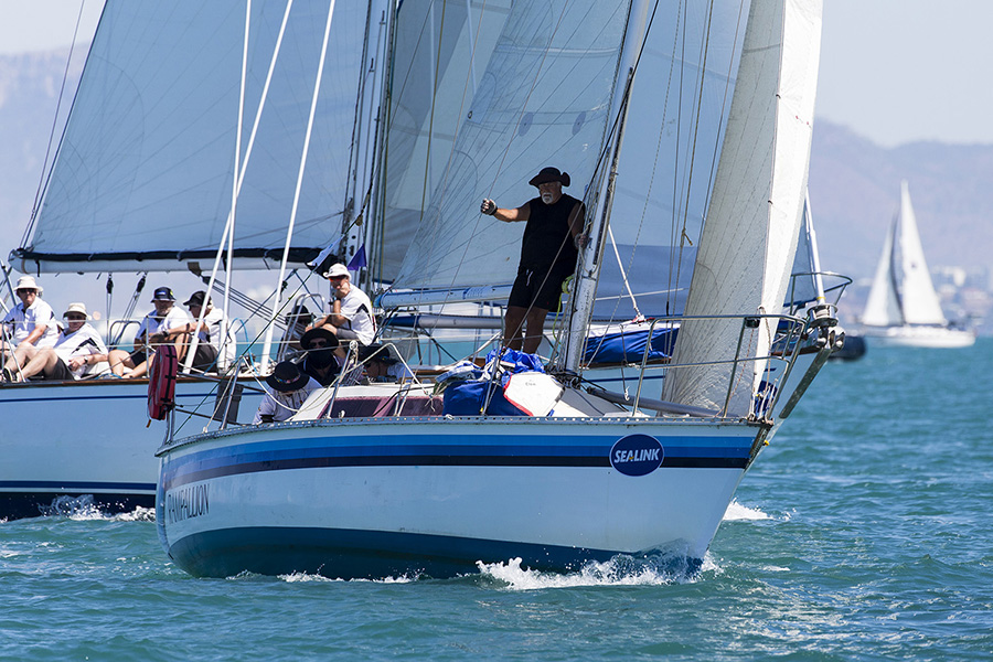 Rampallion - SeaLink Magnetic Island Race Week 2017