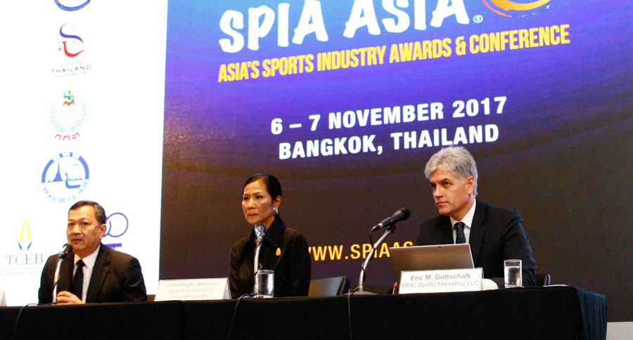 SPIA Asia 2017 - Announcement of Thailand Finalists