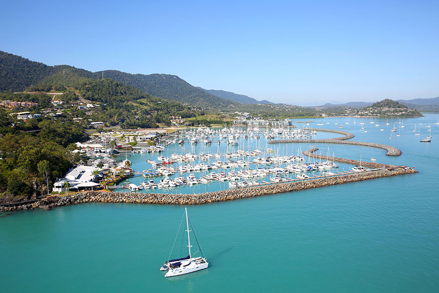 The Clipper Round the World Yacht Race is set to stopover in The Whitsundays.