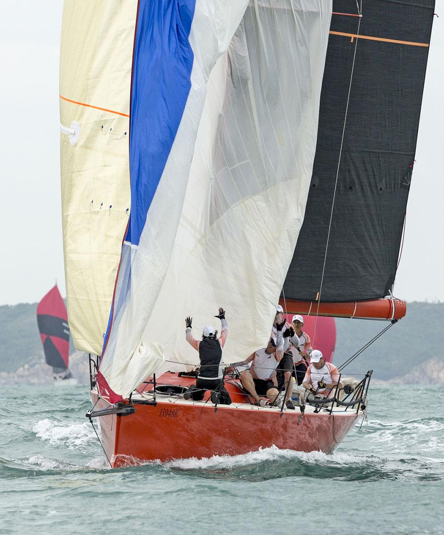 2017 Volvo China Coast Regatta - Royal Hong Kong Yacht Club