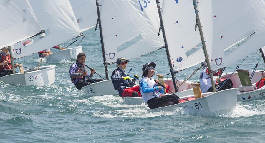 2017 Optimist Asian & Oceanian Championships - Royal Hong Kong Yacht Club
