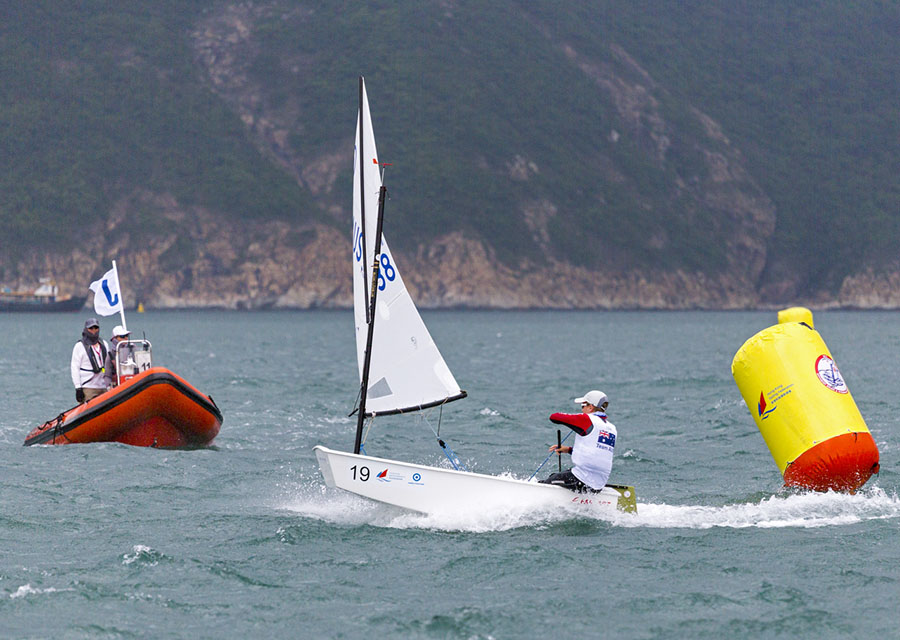 2017 Optimist Asian & Oceanian Championships in Hong Kong