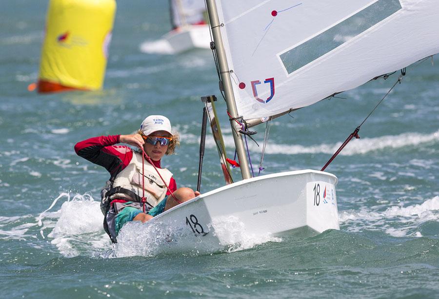 2017 Optimist Asian & Oceanian Championships in Hong Kong