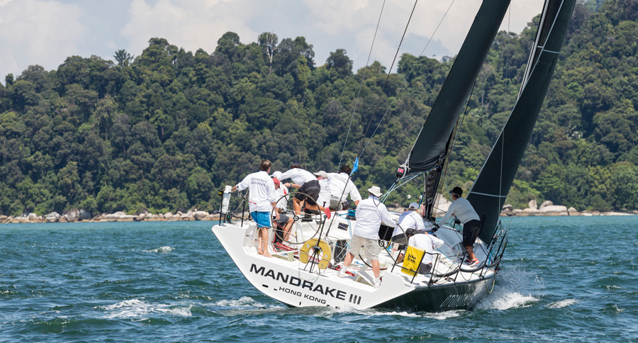 Otonomos Mandrake III (Class 1) - Race 2 of the 2017 Raja Muda Selangkor International Regatta, Pangkor to Penang