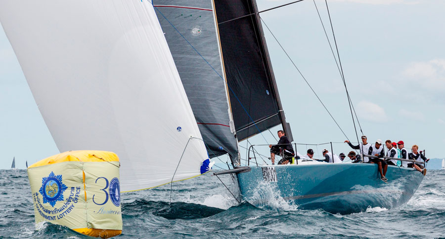 THA 72 returns to defend their Phuket King's Cup Regatta crown