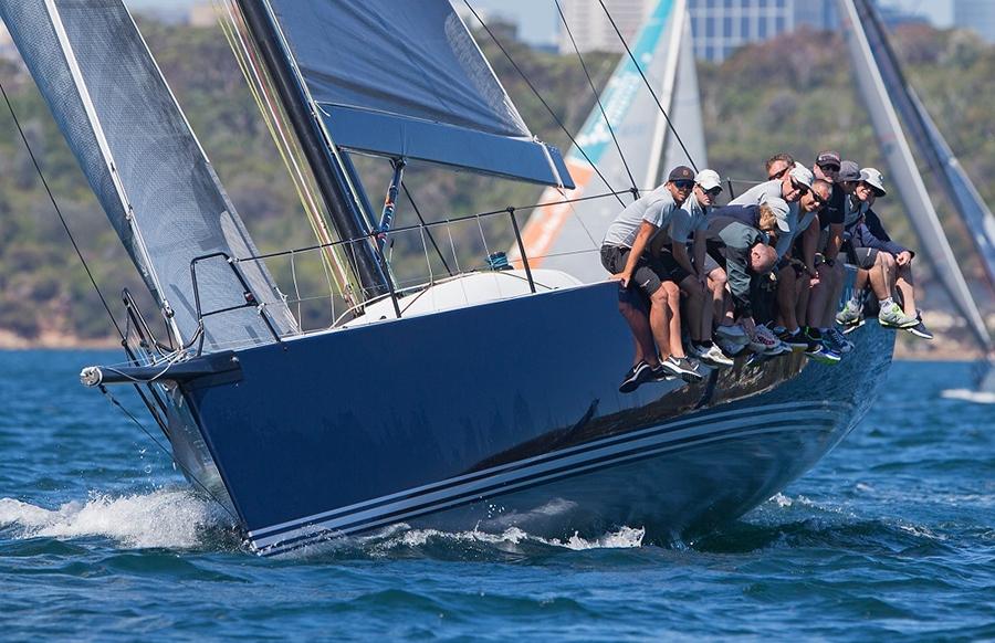 Balance. Sydney Short Ocean Racing Championship 2017.