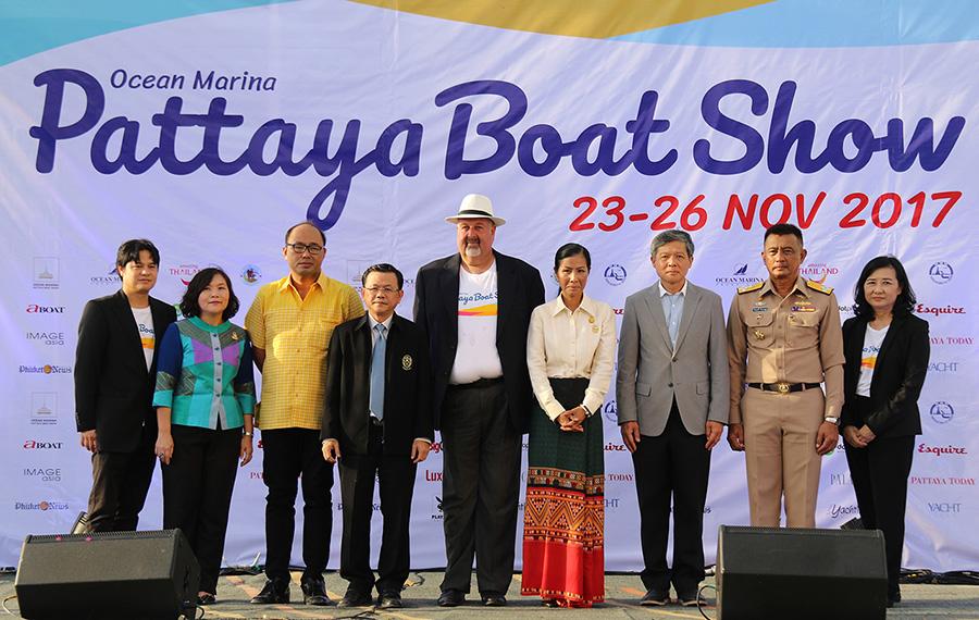 Opening Ceremony - 2017 Ocean Marina Pattaya Boat Show