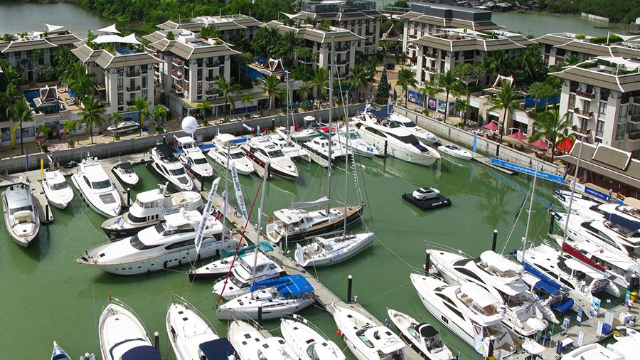 The inaugural Phuket Rendezvous will be held 4 - 7 January, 2018 at Royal Phuket Marina.
