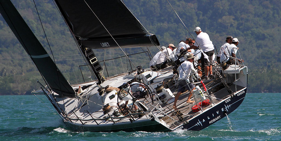 Alive - Royal Langkawi International Regatta 2018