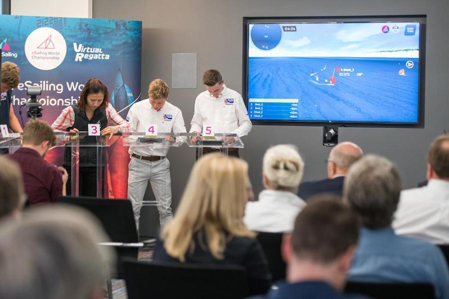 World Sailing launch inaugural eSailing World Championship