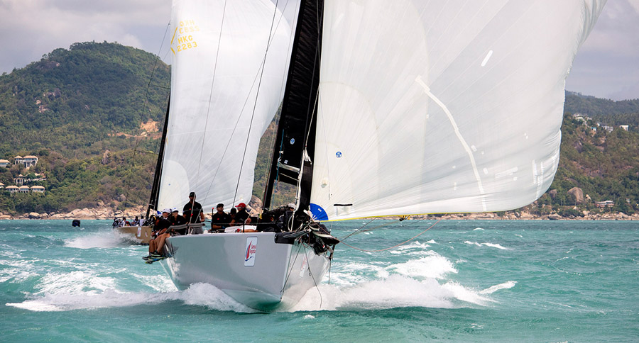 The 17th Samui Regatta will take place 26 May to 2 June, 2018 at Centara Grand Beach Resort Samui on Chaweng Beach.