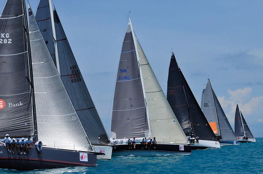 Sailors from more than 20 countries to attend 2018 Samui Regatta.