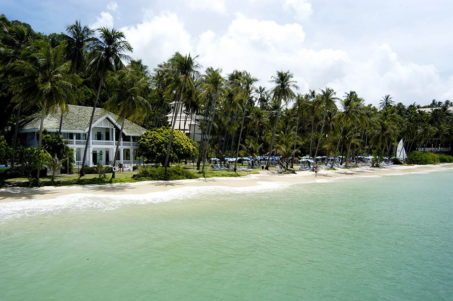 Cape Panwa Hotel - host venue for Phuket Raceweek,
